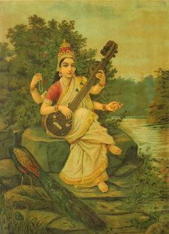 Mother Saraswati 1