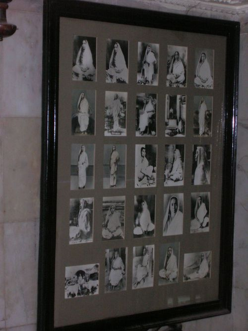 Picture frame of Mother's portraits