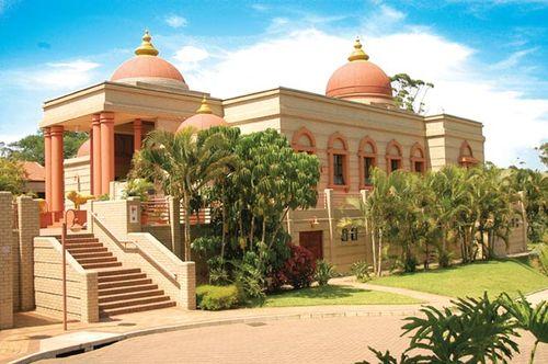 Ramakrishna Centre Temple