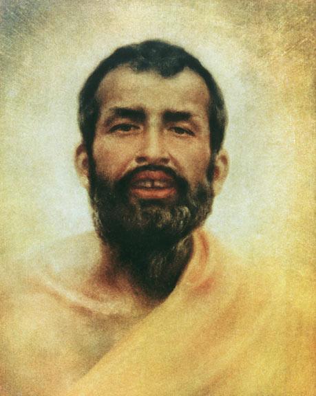 Sri Ramakrishna painting