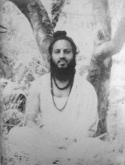 Papa with Brahmin knot