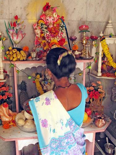 Shrine worship