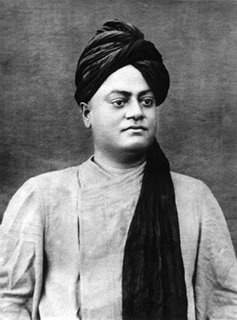 Swami Vivekananda with turban