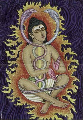 Kundalini artwork