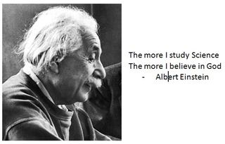 Einstein and science
