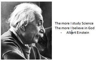 Einstein and science