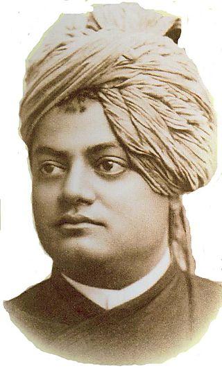 Swami Vivekananda cepia