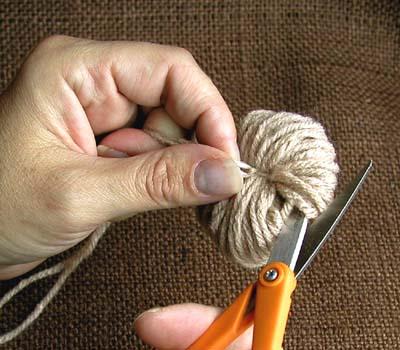 Knot cut