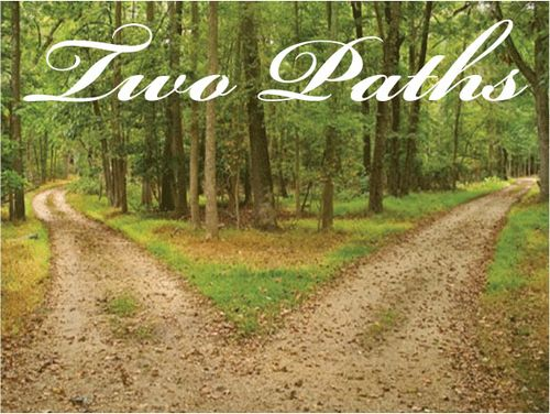 Paths - two