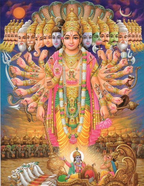 Krishna-vishwaroop 2