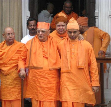Sannyasis of Ramakrishna Order 2