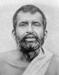 Ramakrishna close-up