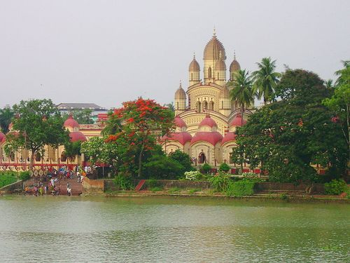 Ganges at Dakshineswar