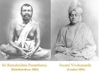 Master and Vivekananda