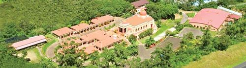 Ramakrishna Centre aerial view 2