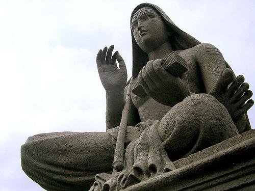 Adi_Shankara_Statue