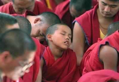 Meditation doze