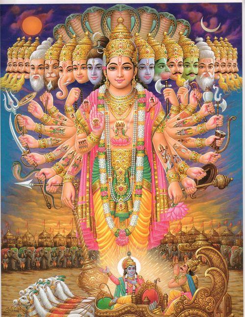 Krishna-vishwaroop