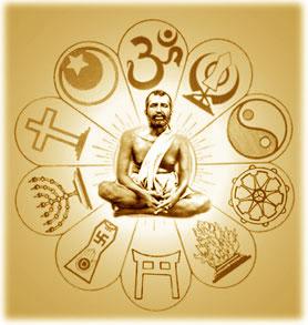 Sri Ramakrishna universality