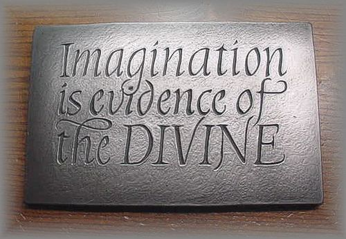 Imagination evidence of divine