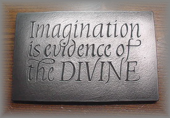 Imagination evidence of divine
