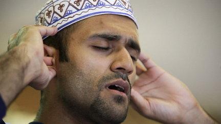 Muslim call to prayer
