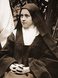 Saint Theresa of Lisieux - 1895