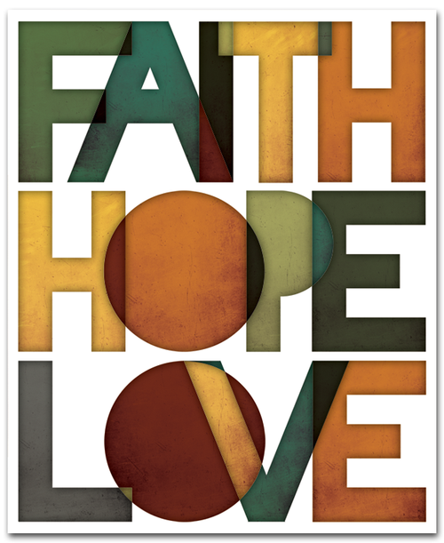 FaithHopeLovePoster