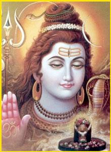 Shiva samadhi