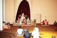 Sarada_devi_ashram_shrine